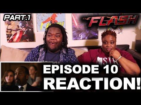 The Flash Season 4 Episode 10 : REACTION WITH MOM!! (Part.1) thumbnail