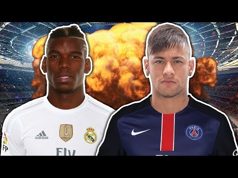 Neymar & Paul Pogba In €340m Transfers! | Transfer Talk