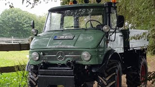 Unimog 406 / 403 Vorstellung  How to drive