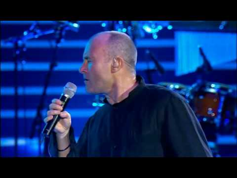 Phil Collins - Can't stop loving you (HQ Live 2004) Music Videos