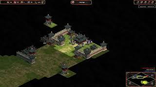 Age of Empires: DE - Jinshin War - 01:27