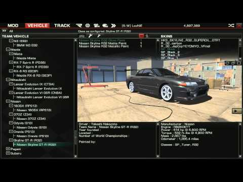 *NEW* SP Mod Overview   rFactor Mod Release!   LooNiE