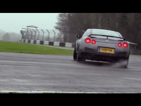 2012 BMW M5 vs Nissan GT-R: Driven & Drifted - CHRIS HARRIS ON CARS