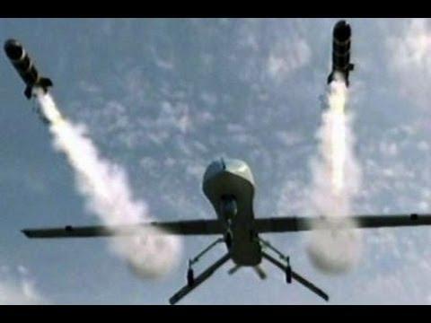 U.S. Sending Drones & Hellfire Missiles To Iraq
