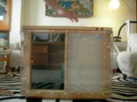 Soundproof kennel monin youtube for How to soundproof a dog kennel