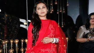 Rani Mukerji Attends The Dashami Pooja Of Durga Maa And Many More Celebrities