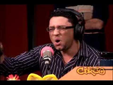 Divino y Marcos Yaroide en El Circo de La Mega