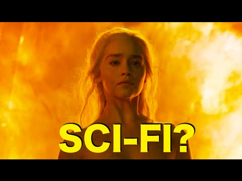 Is Game of Thrones Sci-Fi?