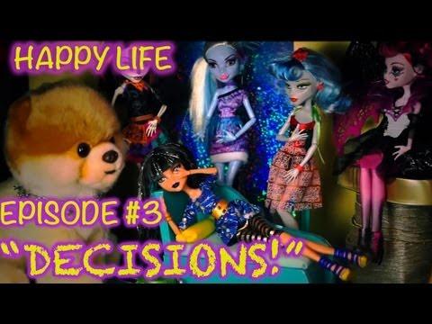 Monster High Doll Videos -  Deuce Gorgon is Missing! MsPlayla Episode #3