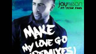 Jay Sean ft Sean Paul - Make My Love Go (Hitimpulse Radio Edit)