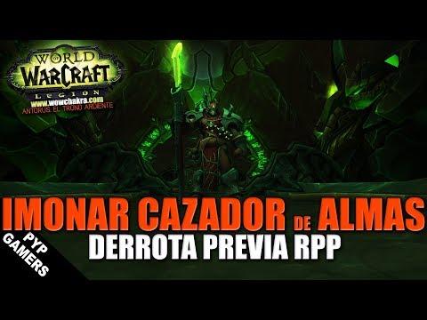 Preview Imonar Cazador de Almas | Antorus el Trono Ardiente | World of Warcraft: Legion