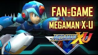 "Megaman X´U ""PC Gameplay + Download link"""