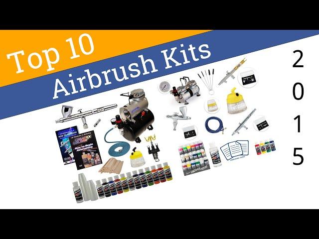10 Best Airbrush Kits 2015