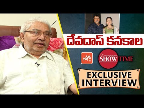 Tollywood Actor Devadas Kanakala Exclusive Interview | It's Show Time | YOYO TV Channel