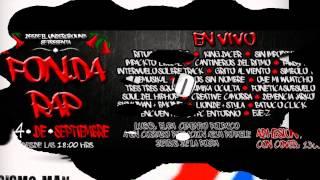 RAP EN RAMADA - SISMO MAN (EVENTO FONDA RAP 2012)