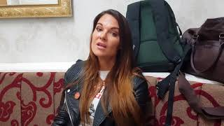 Lita on her WWE wrestling future, Charlotte Flair, Ronda Rousey