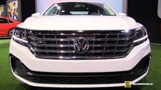 2020 Volkswagen Passat - Exterior and Interior Walkaround - Debut at Detroit Auto Show 2019