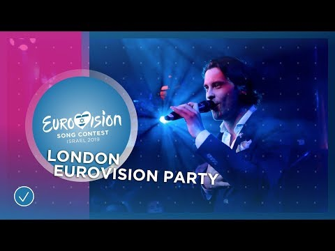 London Eurovision Party celebrated with eighteen Eurovision stars!