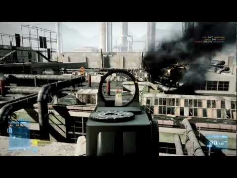 Battlefield 3 | Gameplay | Conquest Domination | Scrapmetal | German/Deutsch