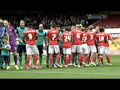 Highlights: Nottingham Forest 1 - 3 Blackburn Rovers