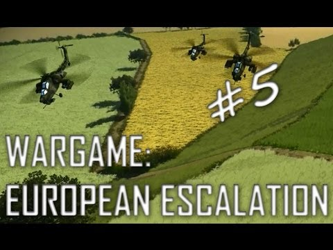 Wargame: European Escalation Gameplay #5 Havoc's To The Rescue! (Dual Fields, 1v1)