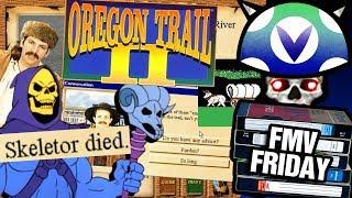 [Vinesauce] Joel - FMV Friday: Oregon Trail II