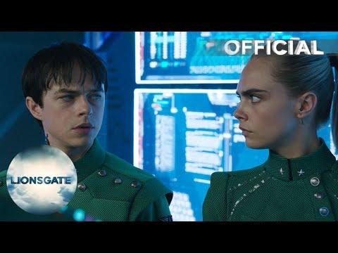 Valerian - Final Trailer - In Cinemas Now