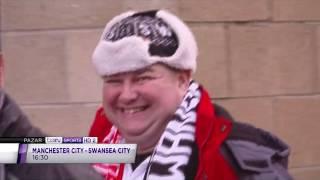 Manchester City - Swansea City 05.02.2017