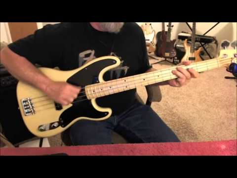Judas Priest - Breaking The Law - Bass Cover