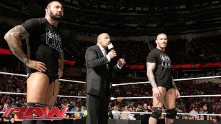 The Shield continues to target Evolution: Raw, May 12, 2014