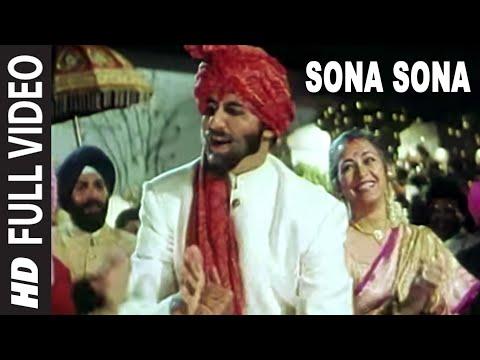 'Sona Sona' Full VIDEO Song - Major Saab   Amitabh Bachchan, Ajay Devgn, Sonali Bendre