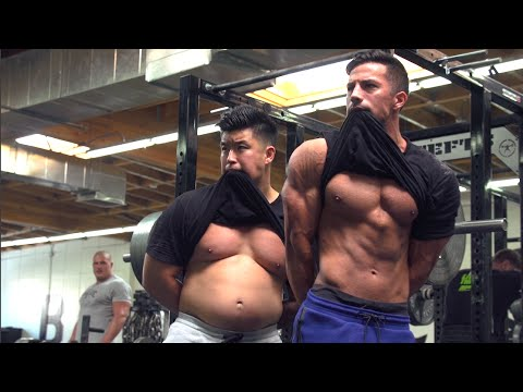 TRAINING WITH CHRISTIAN GUZMAN