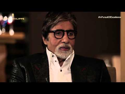 Louis Philippe - In Pursuit Of Excellence I Uncut Conversation - Amitabh Bachchan & Vijay Amritraj video