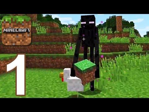 Minecraft: Survival - Gameplay Walkthrough Part 1