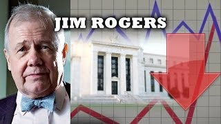 Central Banks have Lost Control of Markets, 2016 Will Not be Good - Jim Rogers Interview