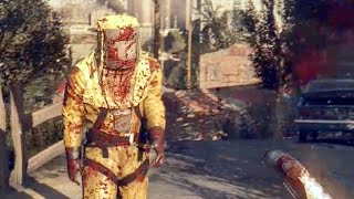 DYING LIGHT PREVIEW - ZUMBI GIGANTE!?