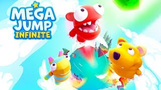 MEGA JUMP INFINITE Gameplay Trailer ANDROID GAMES on GplayG