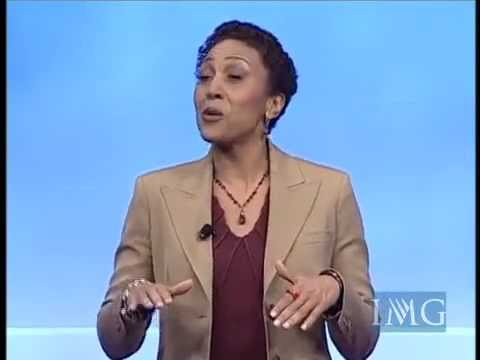 IMG Speakers Presents: Robin Roberts- Co-Anchor Good Morning America