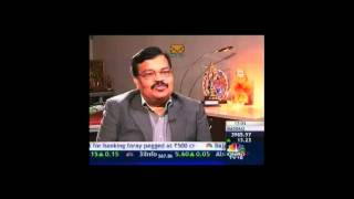 Mr. Jyoti, Narain Executive Director, wee store CNBC TV 18.