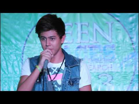 one time - justin bieber cover featuring cliff hogan