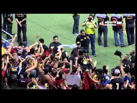 O Sport é Tricampeão da Copa do Nordeste