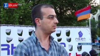 «Ոտքի՛, Հայաստանը» օգոստոսի 11 ին Ազատության հրապարակում հանրահավաք կանցկացնի