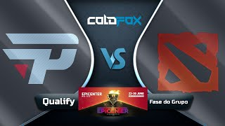[PT-BR] paiN Gaming vs EgoBoys - Fase de Grupo - Dota 2 Major Epicenter Qualify