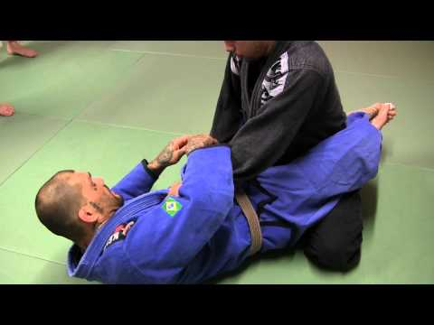 Daily BJJ: Sweep to Mount from Closed Guard Image 1