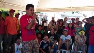 Chicle vs Jota- Semifinal- Batalla de MCs- 7 Calles 7 Artes