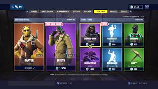 new crazy feet emote finally out fortnite item shop today new dance - fortnite shop 2211