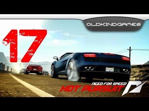 Прохождение Need for Speed: Hot Pursuit #17 ( Хочу красный GT-R )
