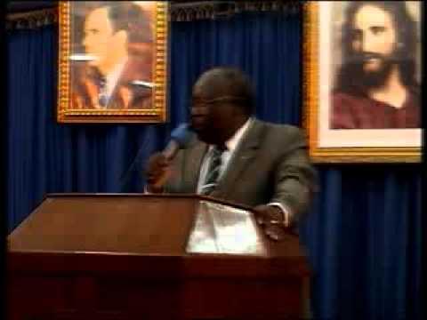 Rév. Barutti Kasongo - Comment savoir que vous avez reçu le Saint - Esprit