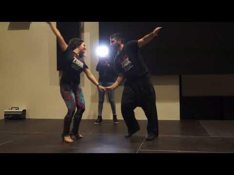 00035 BDF2018 Adva & Omer ACD ~ video by Zouk Soul