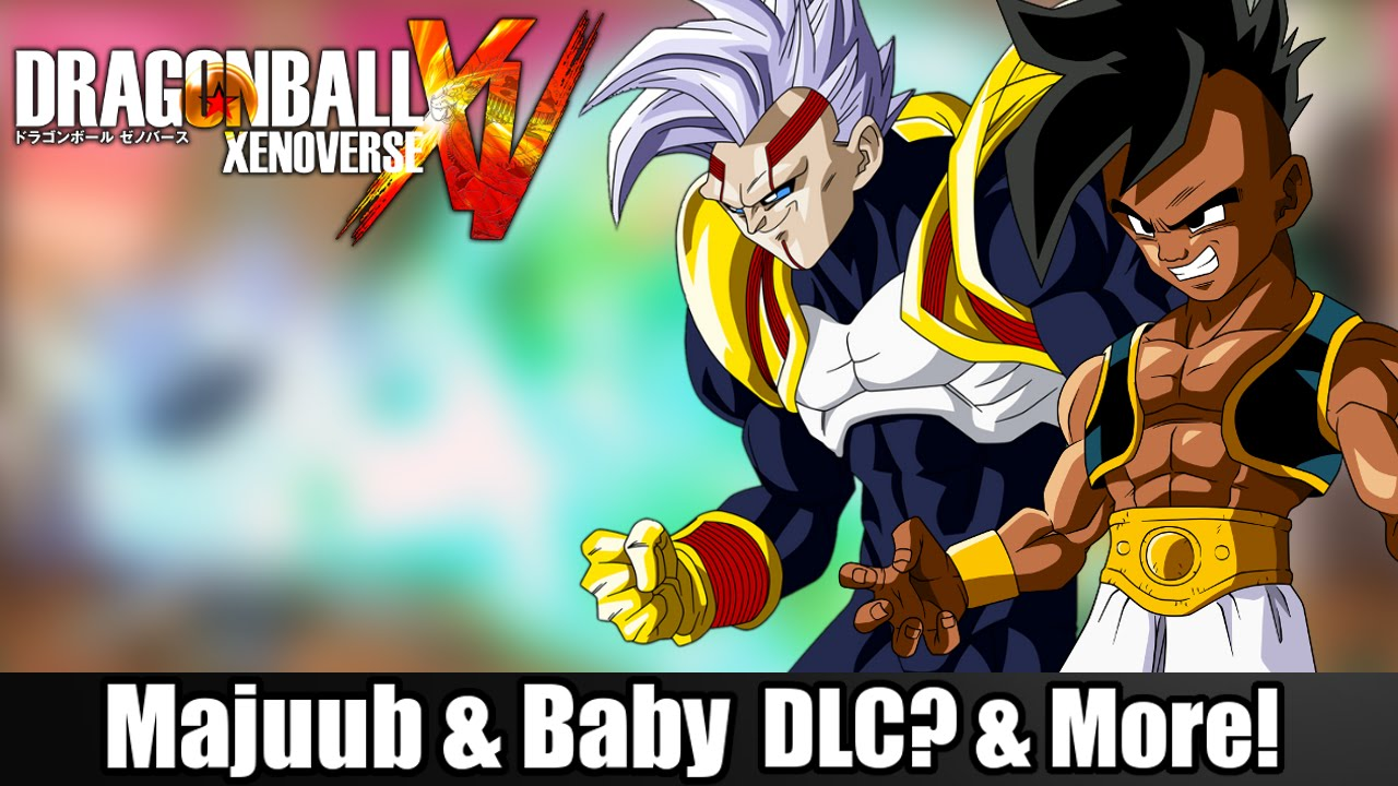 Dragon Ball Xenoverse- DLC